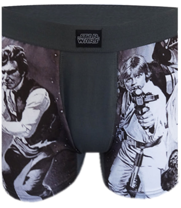 Star Wars War of the World Performance Boxer Brief