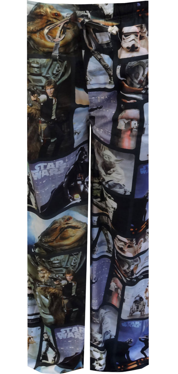 Star Wars Camera Action Lounge Pants