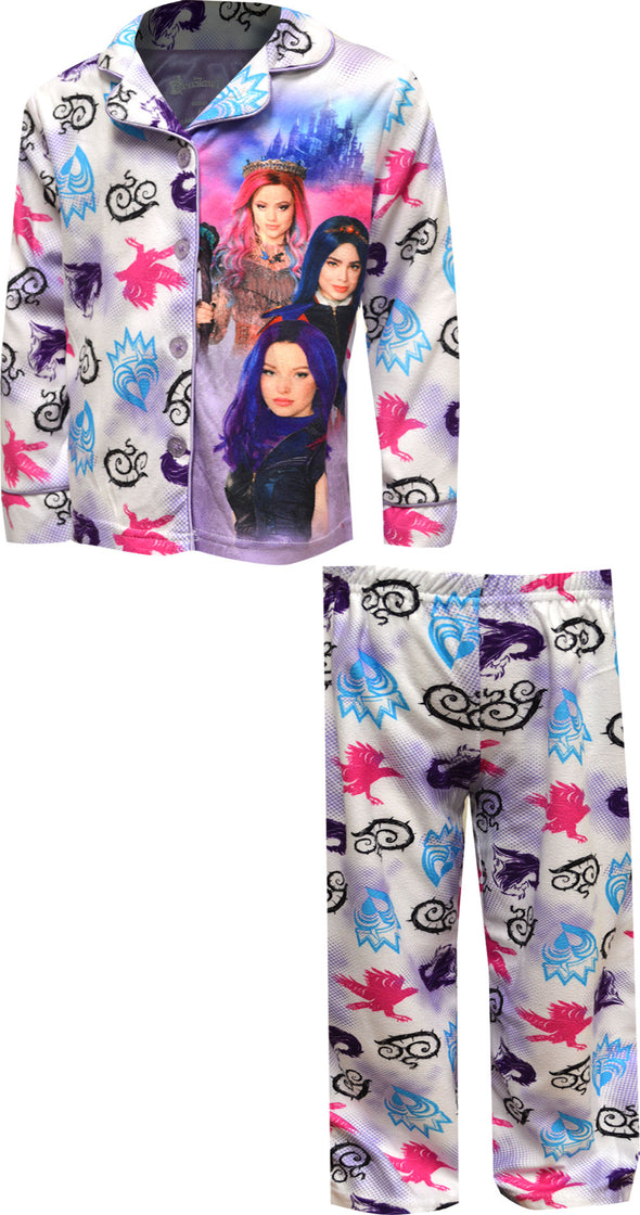 Disney Descendants 3 Good at Being Bad Traditional Pajama