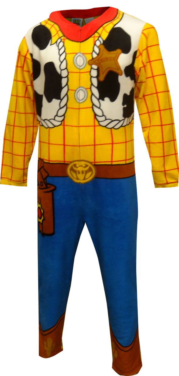Disney Pixar Toy Story Sheriff Woody Union Suit Pajama