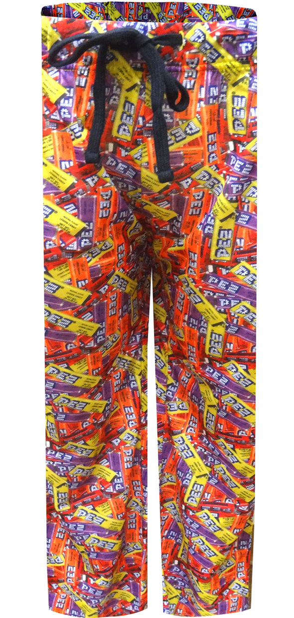 PEZ Candy Packs Colorful Lounge Pants