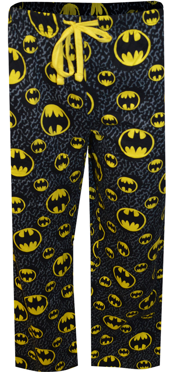 DC Comics Batman Bat Signal Lounge Pant