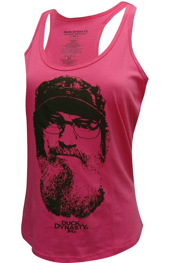 Duck Dynasty What Are You Looking At? Tank Top