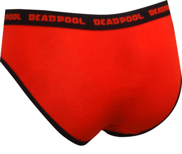 Marvel Comics Deadpool Hipster Panty