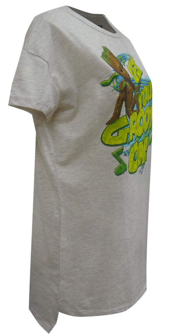 Guardians Of The Galaxy Get Your Groot On Night Shirt