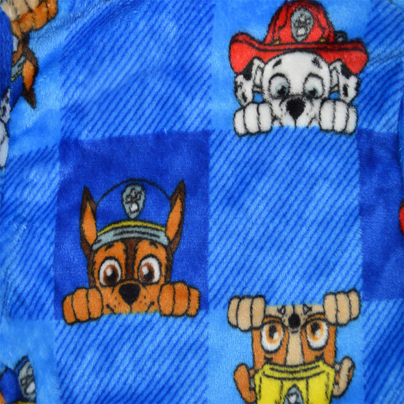 Paw Patrol Blue Toddler Robe