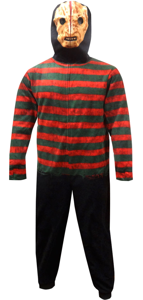 Freddy Krueger Nightmare on Elm Street One Piece Pajama