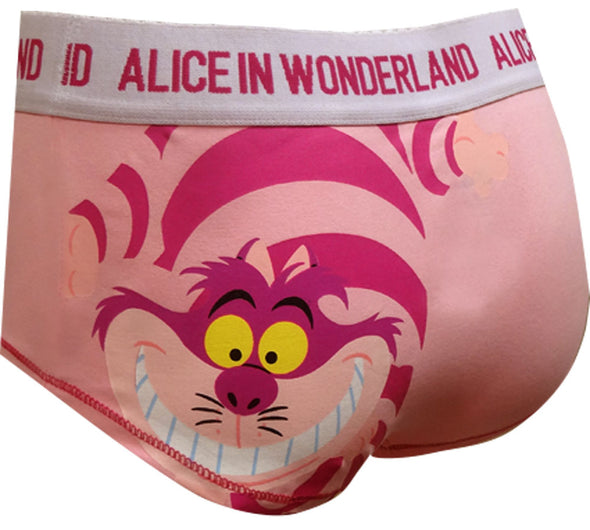 Alice In Wonderland Grinning Cheshire Cat Panty