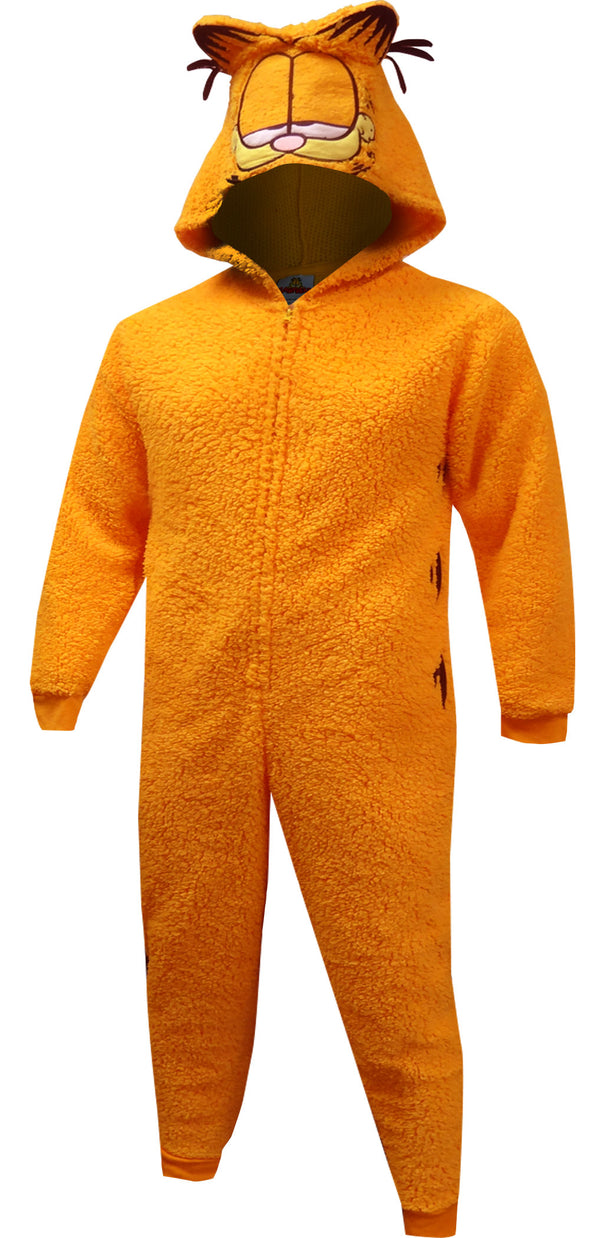 Garfield The Cat Onesie Pajama