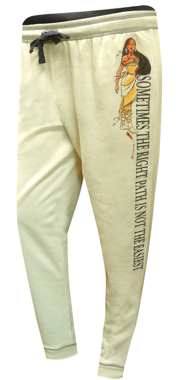 Disney Pocahontas The Right Path Plus Size Jogger Lounge Pants