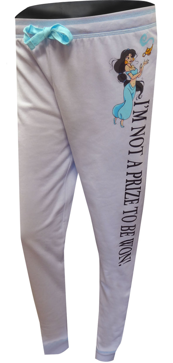 Princess Jasmine Not A Prize Jogger Lounge Pants