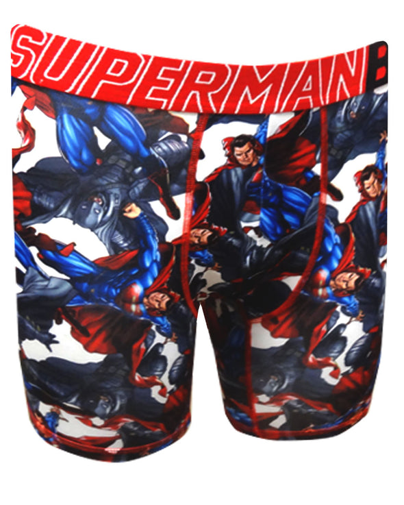 Batman V Superman Dawn Of Justice Performance Boxer Brief