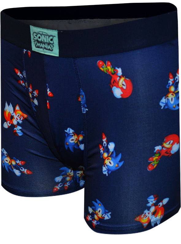 Sonic the Hedgehog Guys Boxer Brief