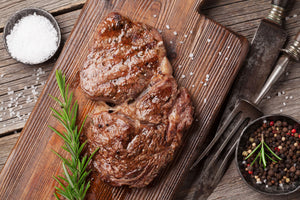 First-Class Top Sirloin Steak