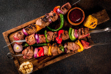 Load image into Gallery viewer, Beef Kabobs
