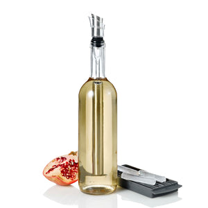 Ad Hoc ICEPOUR Wine Bottle Ice Stick with Pourer