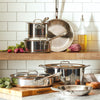 All-Clad Copper Core 6 Piece Cookware Set
