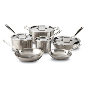 All-Clad d5 6 Piece Cookware Set (Ex-Display)