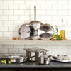 All-Clad d5 6 Piece Cookware Set