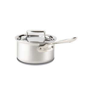 All-Clad d5 Saucepan with Lid