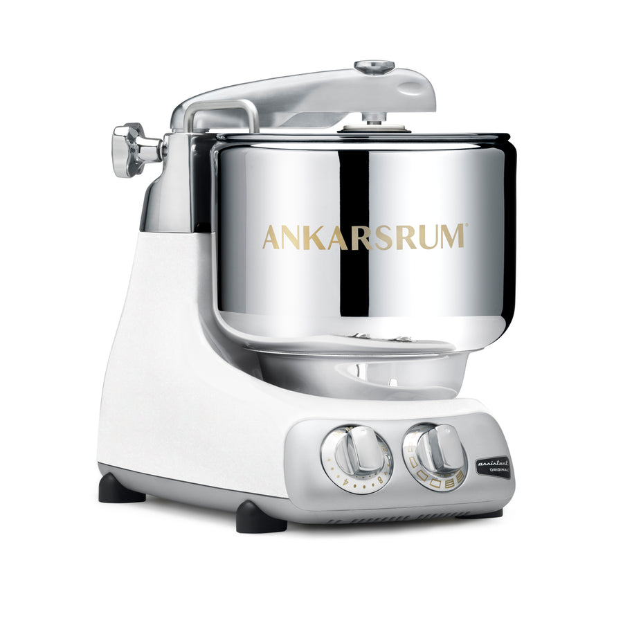 Ankarsrum Assistent Original Food Mixer / Mineral White