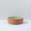 Aubagne Terracotta Bowl / Grey Pearl / 19cm