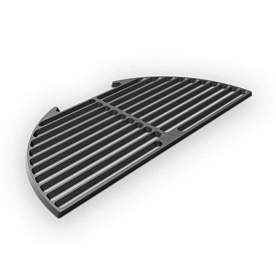 Big Green Egg Cast Iron Half Grid for EGGspander System