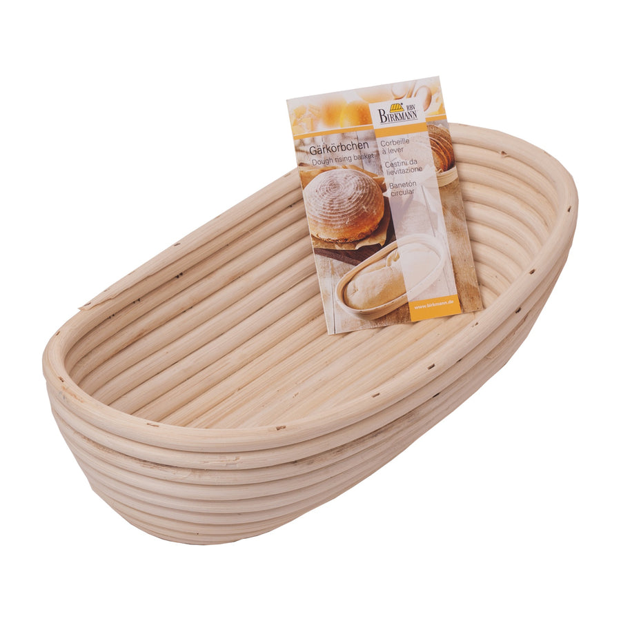 Birkmann Bread Proofing Basket Oval 28cm