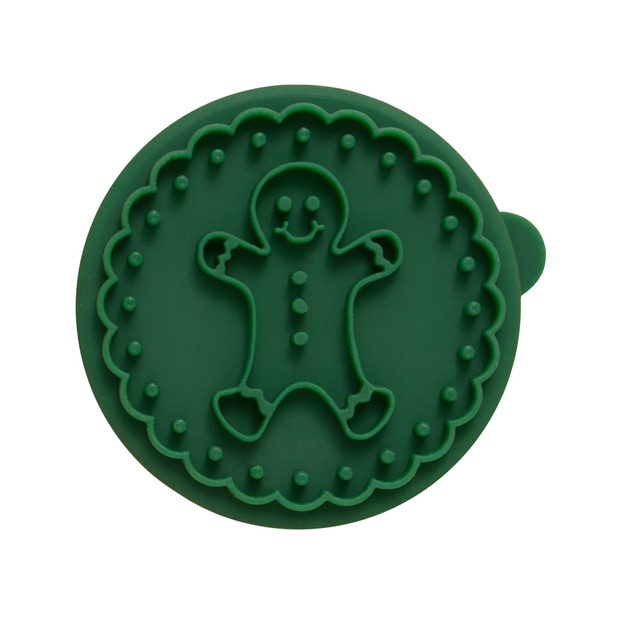 Birkmann Gingerbread Man Cookie Stamp / 7cm