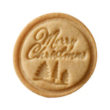 Birkmann Christmas Cookie Stamp / 7cm