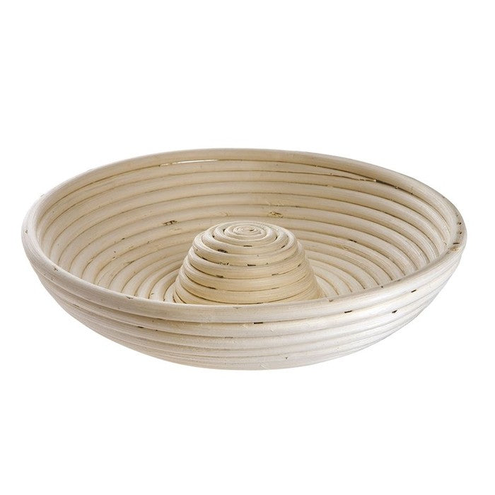 Bread Proofing Basket Round with Riser 28cm