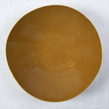 Brickett Davda Large Round Bowl / 34cm / Mustard