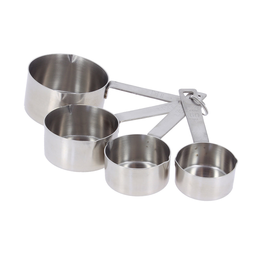 De Buyer Stainless Steel Measuring Cups / Set of 4