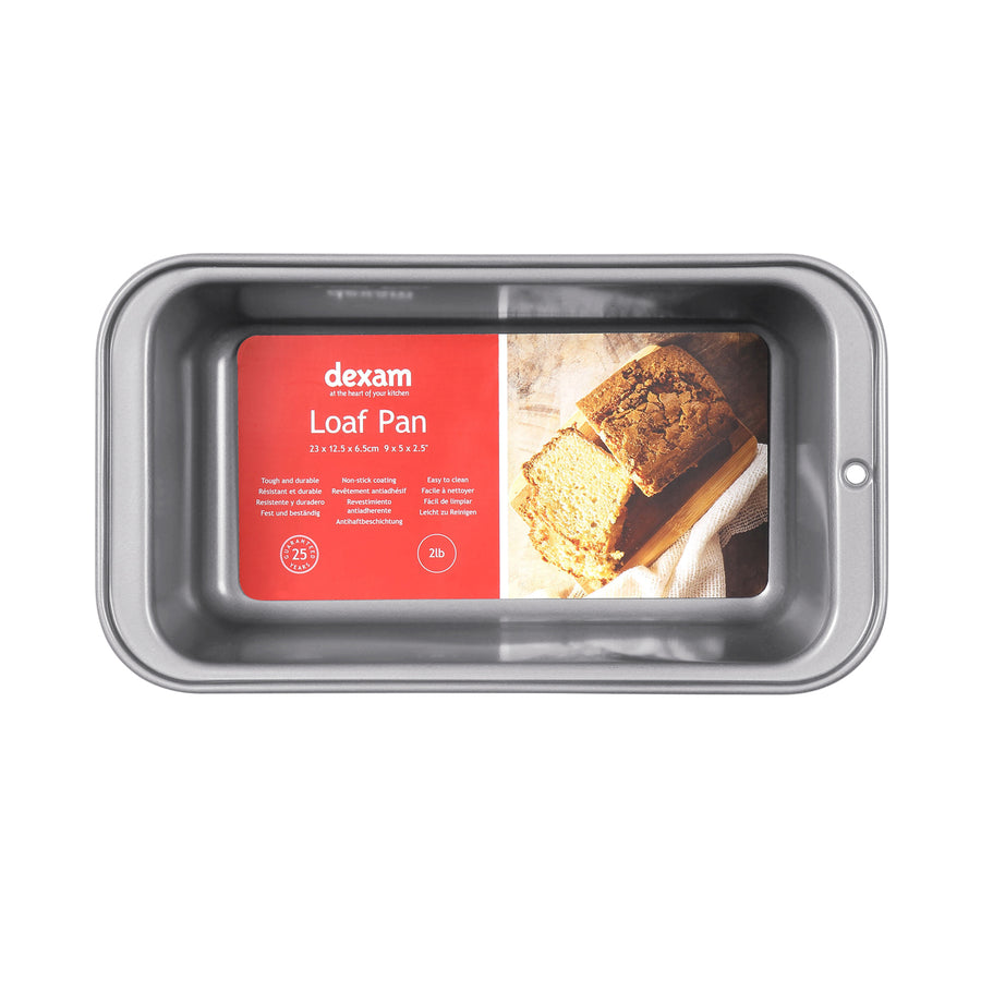 Dexam Non-Stick Loaf Pan / 2lb
