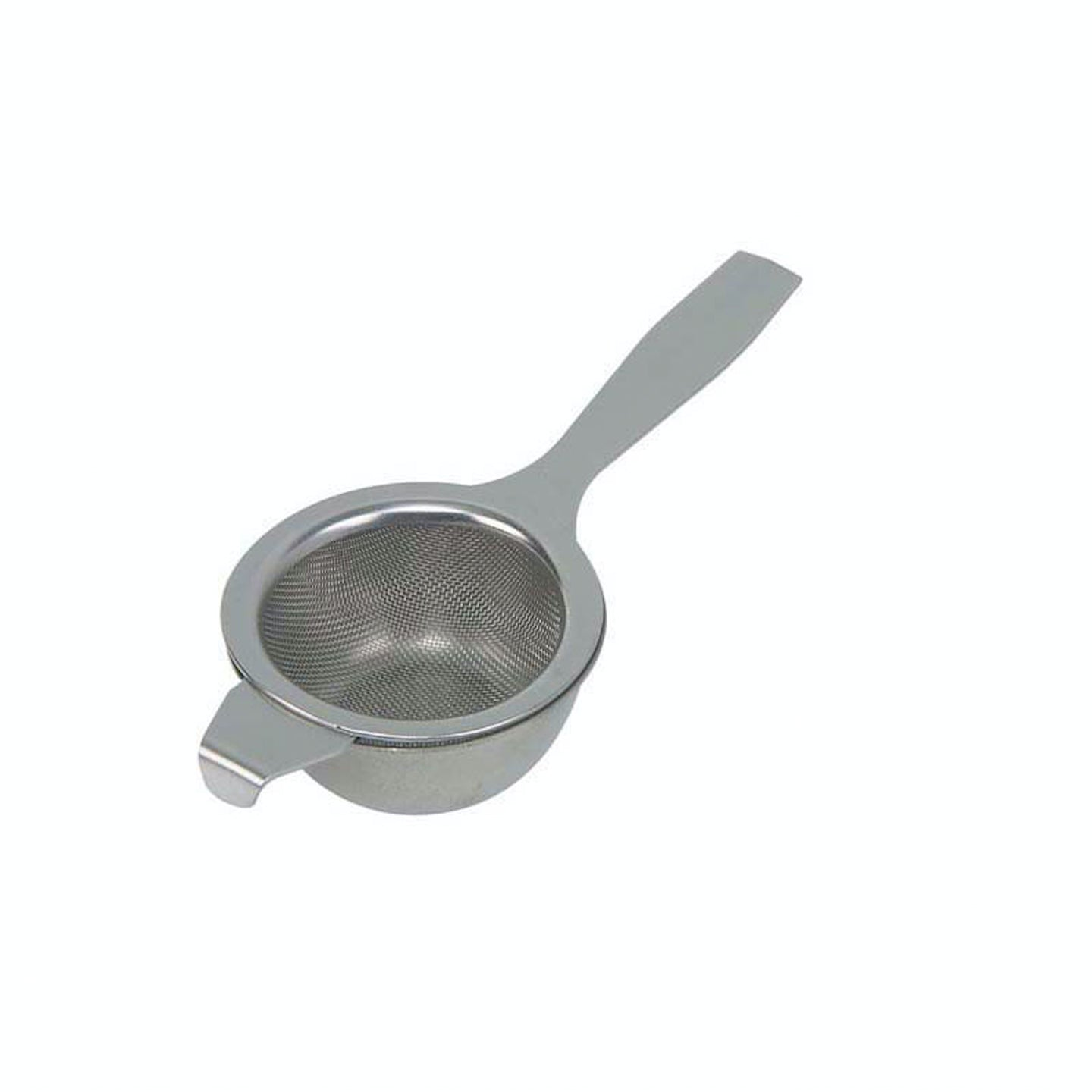 Tea Strainer with Drip Cup DE