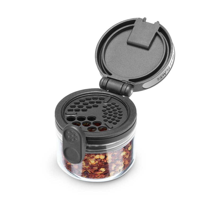Dreamfarm Orlid Glass Spice Container