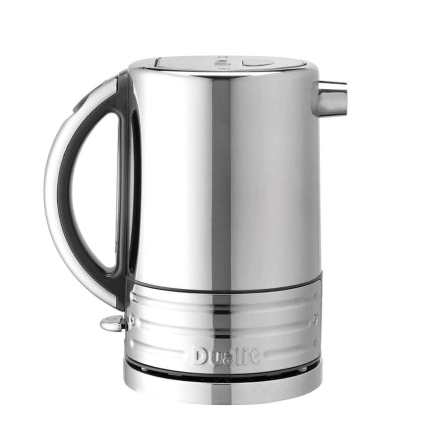 Dualit Architect Kettle / Polished / Grey Trim