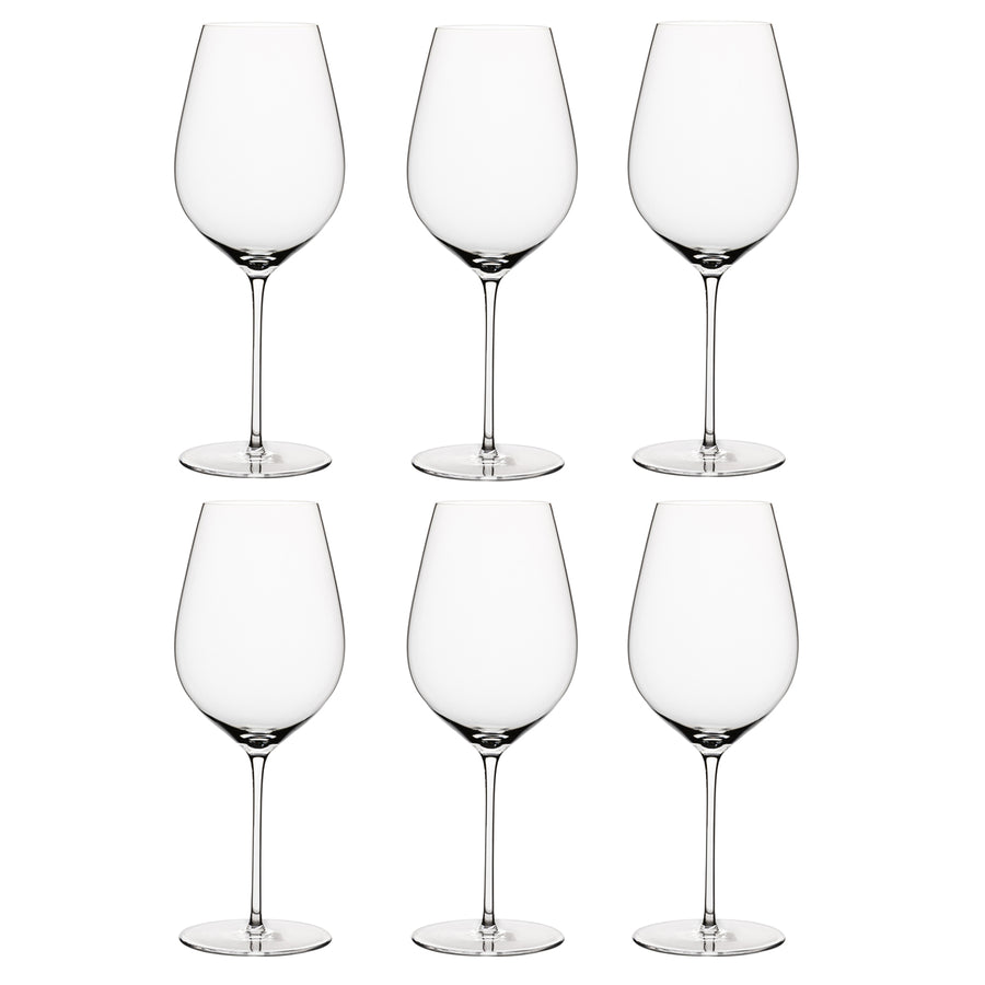 Leila Red Wine Glass (Pack of 6)