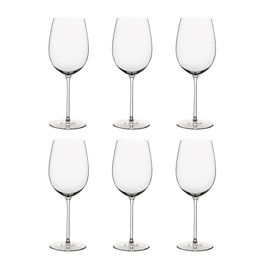 Leila White Wine Glass (Pack of 6)