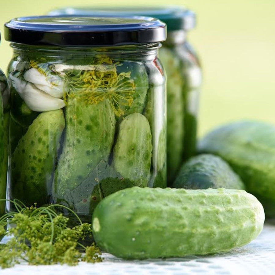 Fermentation and Pickling Cooking Class