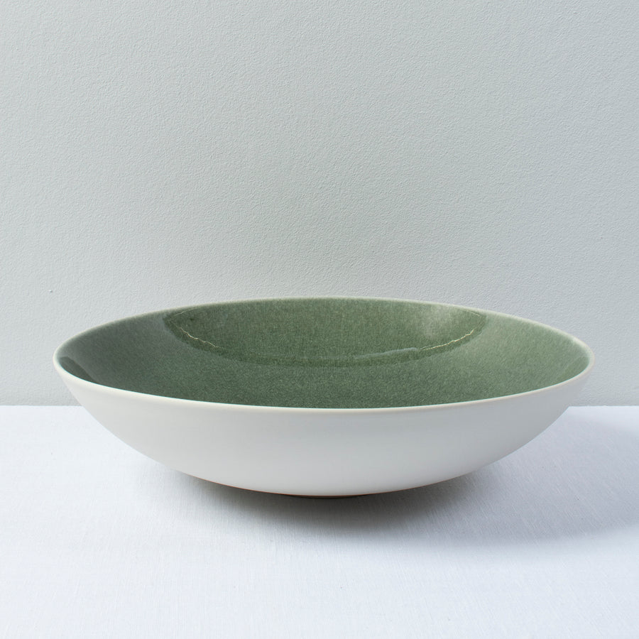 Jars Epure Shallow Wide Bowl / 29cm / Orage