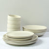 Jars Maguelone 16 Piece Dinner Set / Quartz