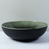 Jars Tourron Wide Bowl / 33cm / Samoa / Black