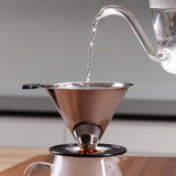 Jena Trendglas Pour Over Stainless Steel Filter