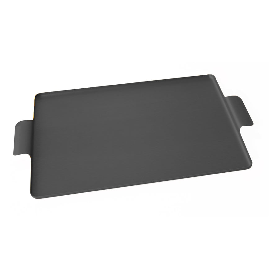 Kaymet Serving Tray Rectangle Black