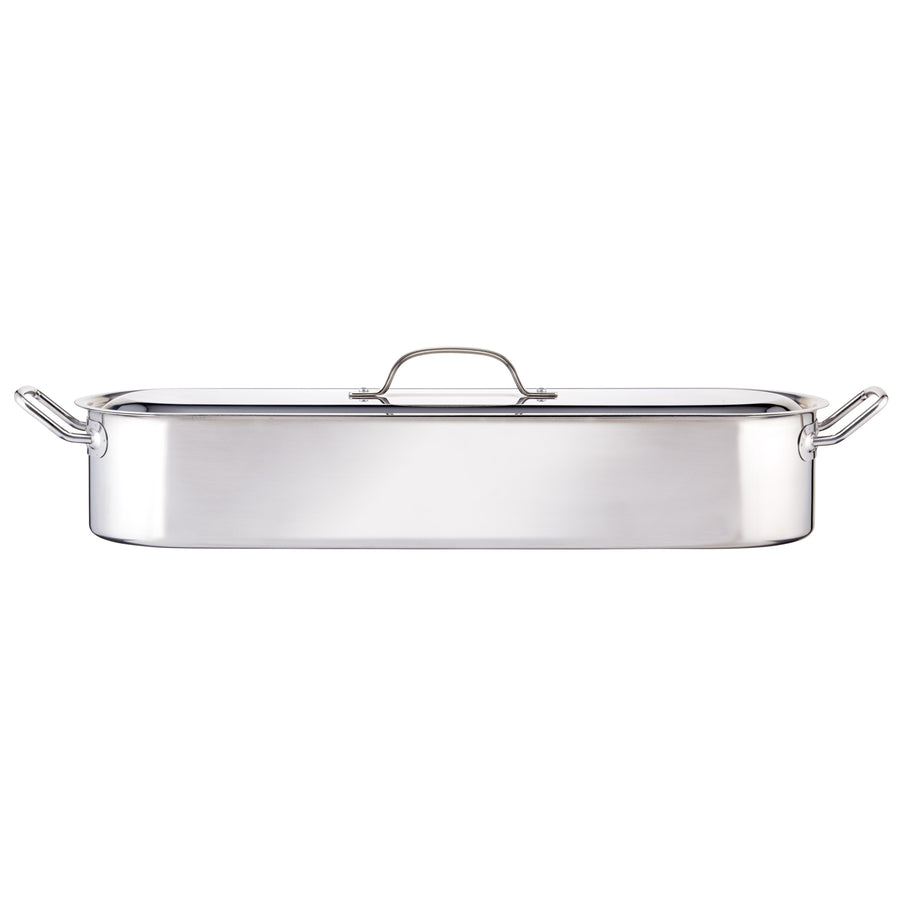 Stainless Steel Fish Kettle