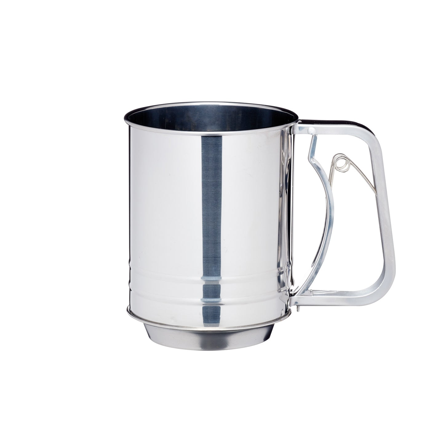 Stainless Steel Flour Sifter Borough Kitchen