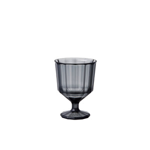 Kinto Alfresco Wine Glass / 250ml / Smoke