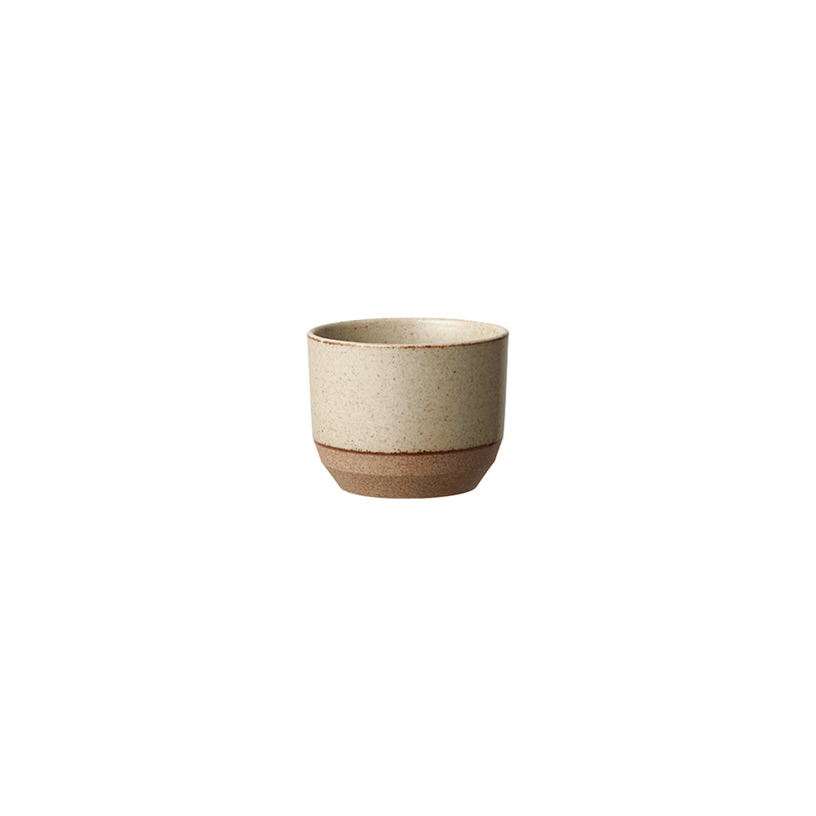 Kinto Ceramic Lab Cup / 180ml / Beige