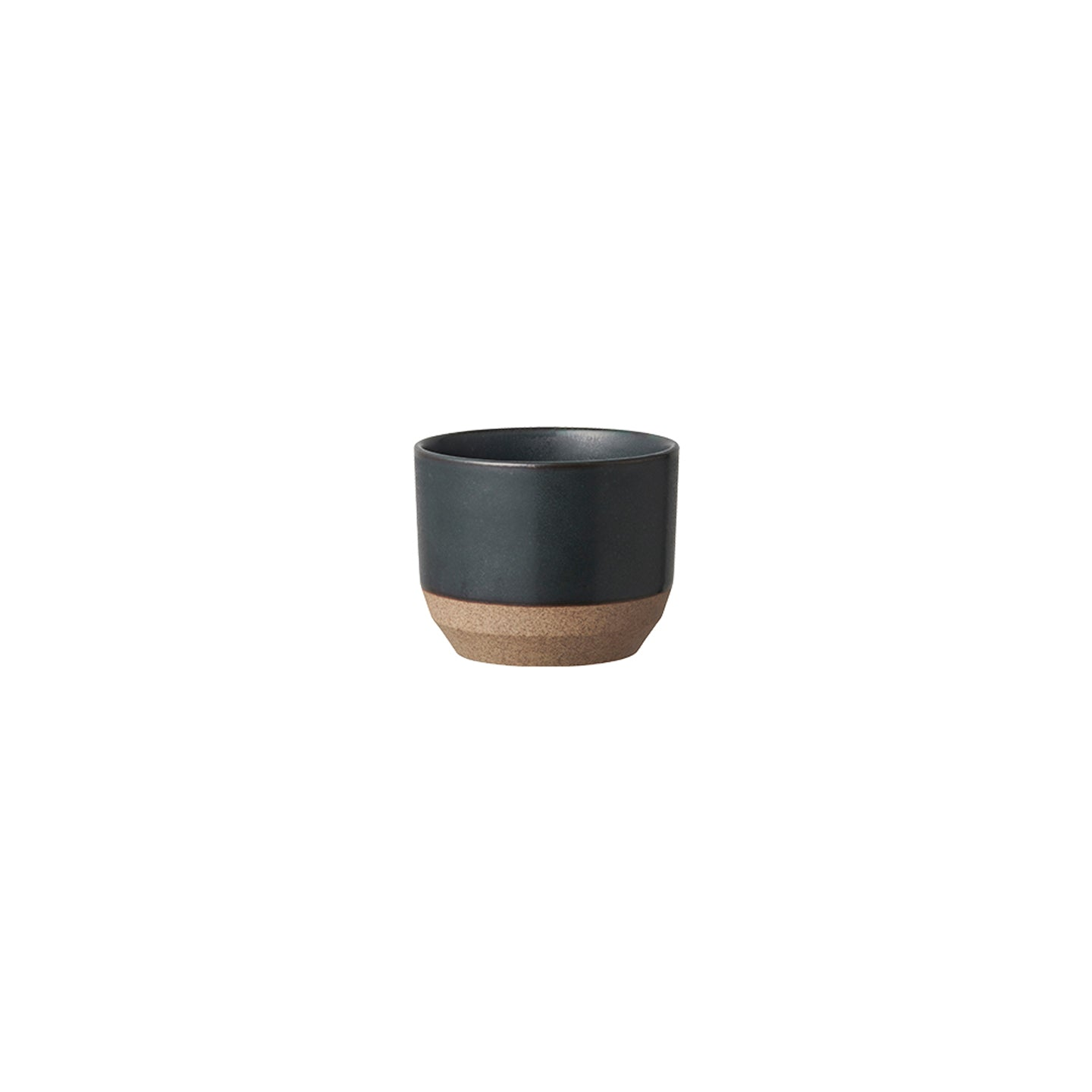 Kinto Ceramic Lab Cup / 180ml / Black